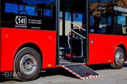 Bakıda elektriklə işləyən avtobuslar istehsal ediləcək