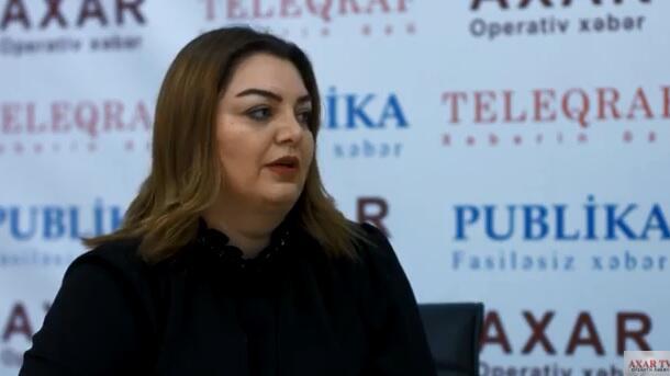 Arzu Bağırova 20 ahılın təminatını üzərinə götürdü
