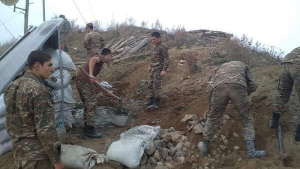 """Ermənilərin ruslardan """"tələbi"""" heyrət doğurur - Foto"""