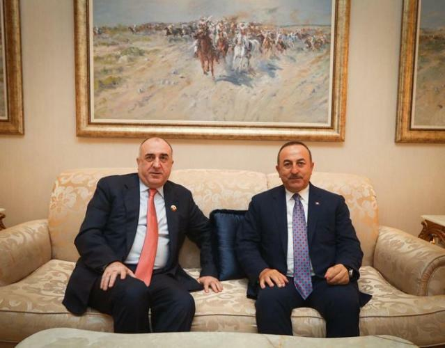 Mammadyarov spoke with Cavusoglu: Tovuz discussion...