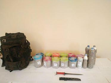 DSX əməkdaşları 5 kq-a yaxın narkotik müsadirə etdi