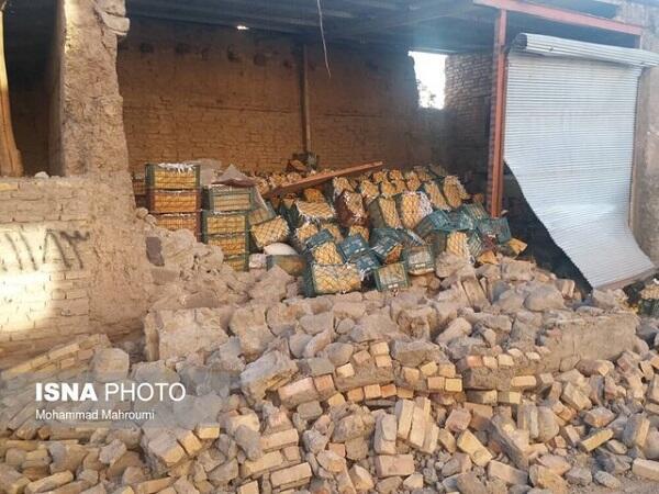 زلزله شرقی آذربایجان یوللارینا ۱۰ میلیارد تومن زیان ووردو