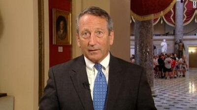 Mark Sanford drops bid to challenge Trump