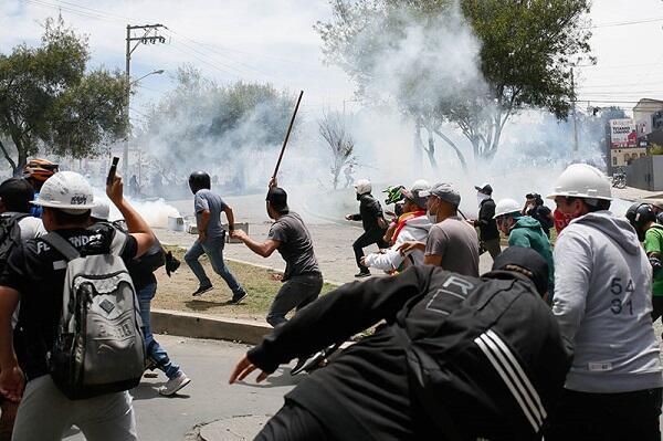 Беспорядки в Боливии: 7 погибших