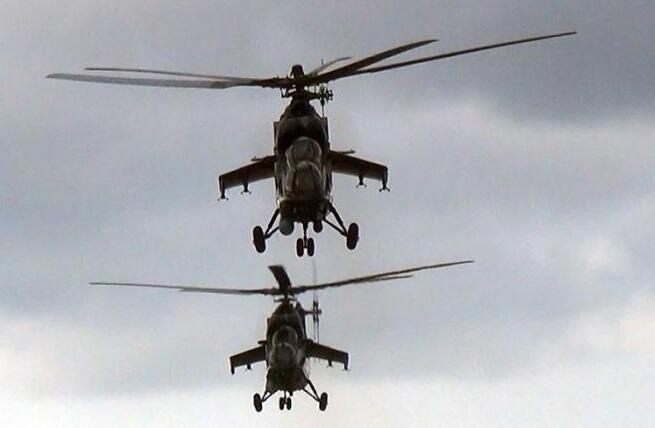 ВВС выполняют поставленные задачи - Видео