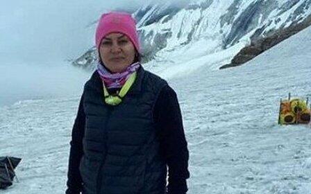 صعود یک زن از تبریز به قله «ماناسلو» غیرقابل باور بود