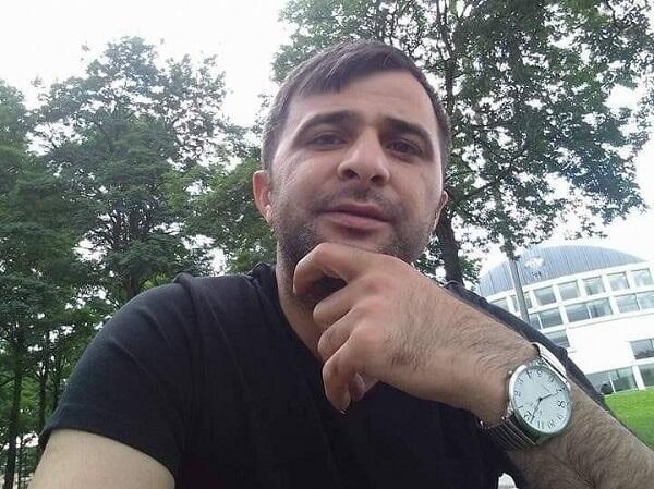 Fransadan Almaniyaya qaytarılan Rafael deportasiya edilir