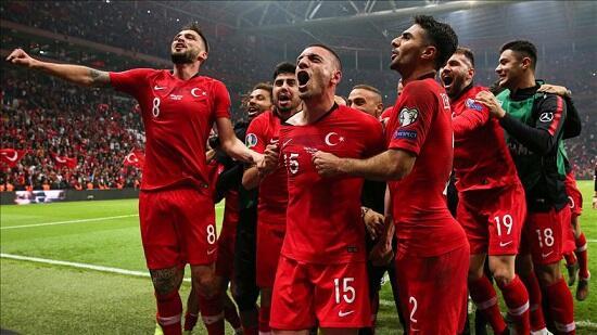 Türkiyə millisi Avropa çempionatına vəsiqə qazandı