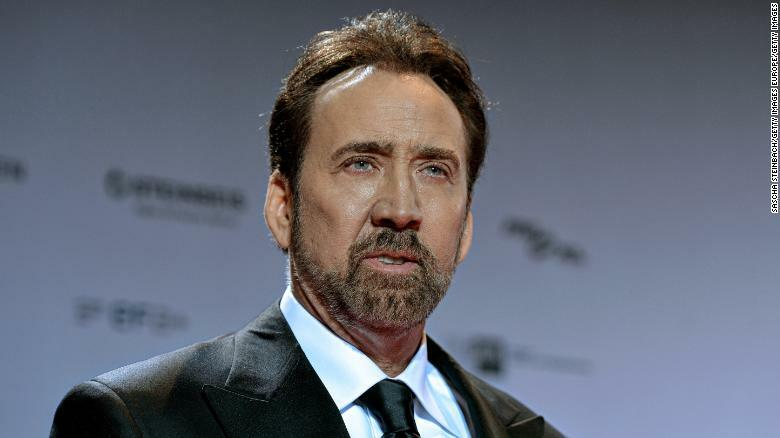 Nicolas Cage to play himself in a new movie