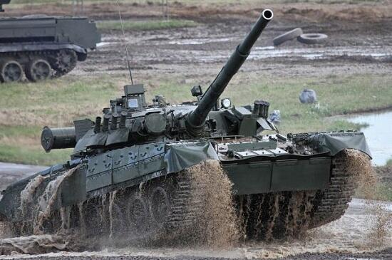 US military tested Russian tank
