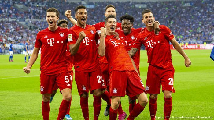 Bayern Munich gets back in win column in Bundesliga