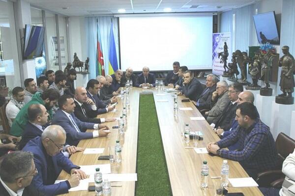 Kiyevdə Azərbaycan diasporu ilə bağlı vacib müzakirə