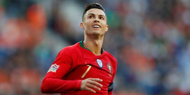 Португалия завоевала путевку на Евро-2020