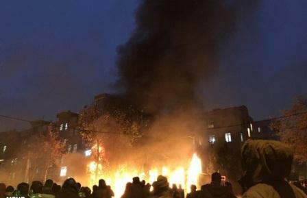 ایراندا آکسییا ایشتیراکچیلاری قرانی یاندیردی