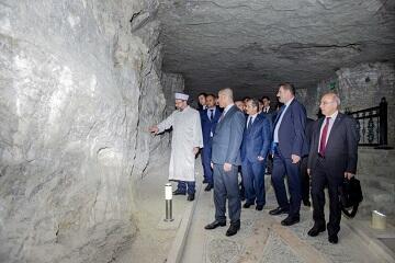 Əli Ərbaş Naxçıvanda: Haraları gəzdi?