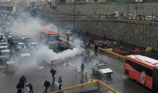 این اعتراضات تاکنون تعداد بسیاری کشته و زخمی برجای گذاشته است