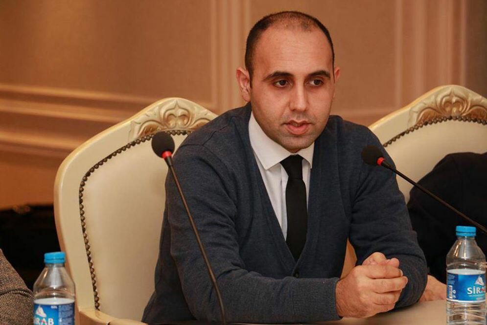 Ayaz Mirzəyev işdən çıxarıldı