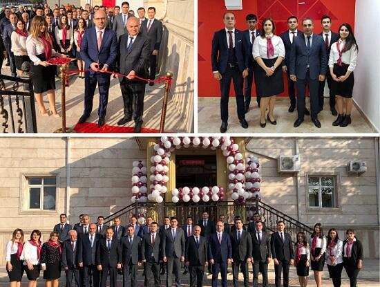Kapital Bank Naxçıvandakı filiallarını yeniləməyə davam edir