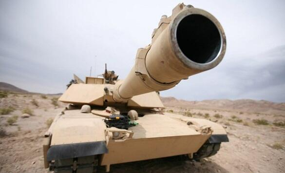 США разрабатывают суперснаряд для танков