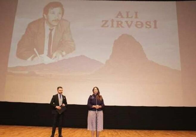"""""""Alı zirvəsi"""" təqdim edildi - Foto"""