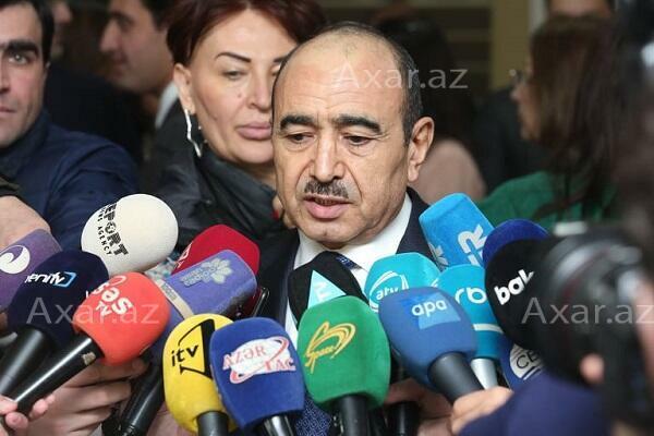 Али Гасанов: Они понесут должное наказание