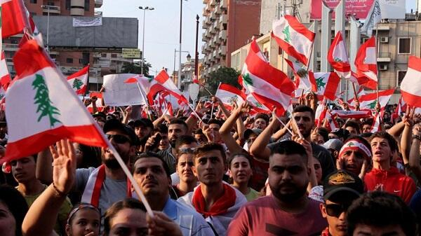 Chaos in Lebanon: People protest for devaluation