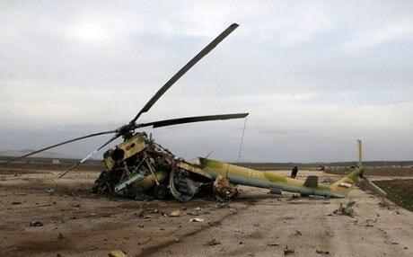 Rusiyada helikopter qəzaya uğradı: ölən var
