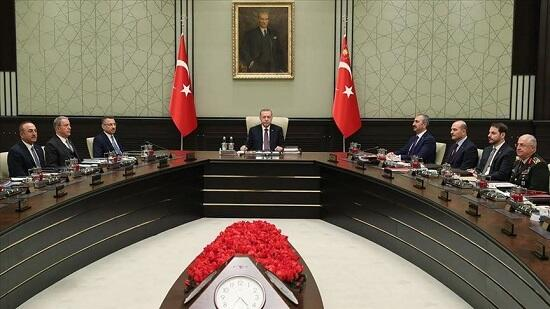 3.5-hour meeting is over: Turkey's decision on Libya...