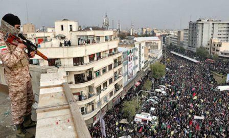 İranda şok statistika: Bir həftə ərzində 163 nəfər...