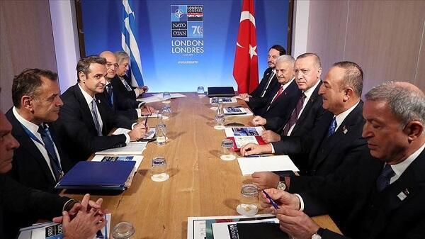 Эрдоган провел переговоры с премьером Греции