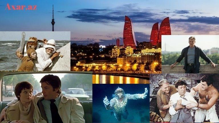 Bakıda çəkilmiş ən baxımlı xarici filmlər - Foto