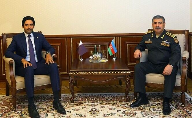 Azerbaijan, Turkey, Qatar to hold joint military exercises