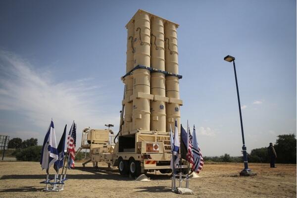 Израиль испытал новую ракетно-двигательную установку