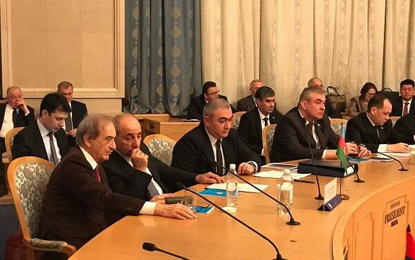 Ягуб Эюбов на важном мероприятии в Москве