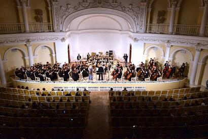 Dövlət Simfonik Orkestrinin növbəti konserti oldu - Foto