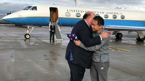 ABŞ və İran alimləri dəyişdirdi - Foto