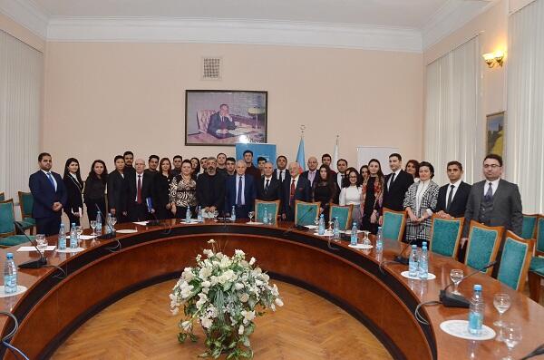 Мехдиева: Реформы способствуют усилению авторитета АР