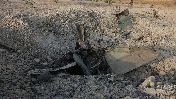 В Ливии сбит самолет армии Хафтара