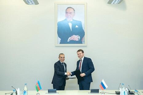 Azərbaycanla Rusiya arasında protokol imzalandı