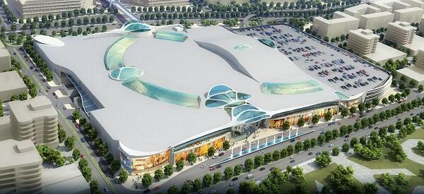 В Баку построят громадный торговый центр - Фото