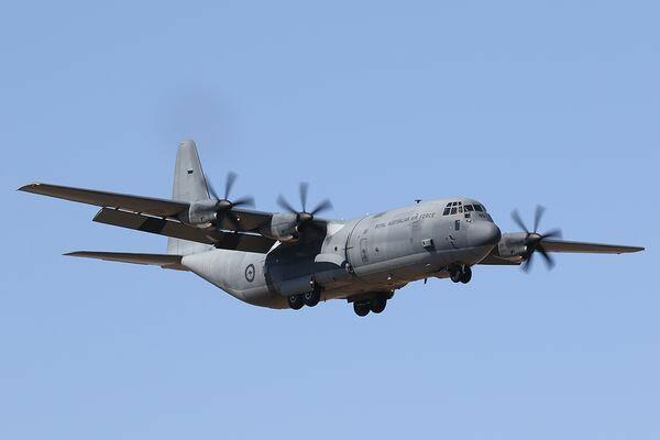 Самолет ВВС Чили с 38 людьми на борту разбился - Обновлено