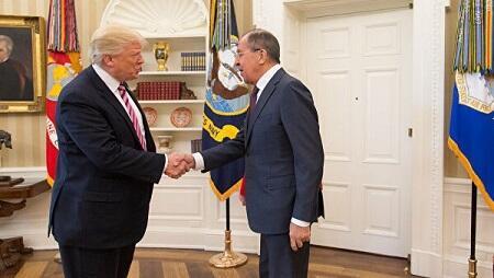 Lavrov Vaşinqtonda: Trampla görüşdü...