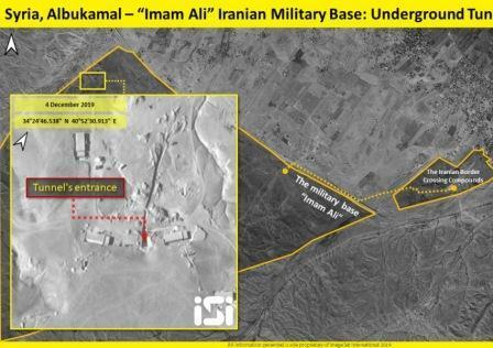 """ایران سورییا و عراق سرحدینده تونل تیکیر – «فوکس نیوس"""""""