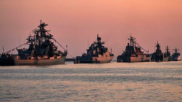Названы самые мощные флоты в мире