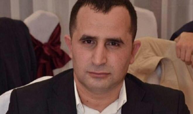 Elvin İsayev Ukraynadan Azərbaycana deport edildi