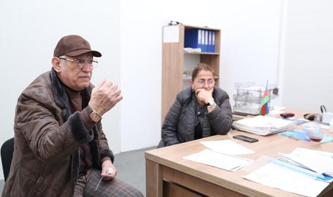 Xalq artistinin ev qalmaqalı: nələr baş verir?