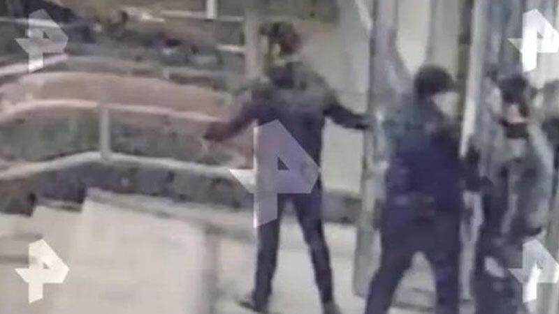Azərbaycanlılar arasında atışma - Video