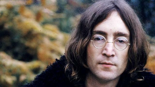 John Lennon's sunglasses were sold for $183,000