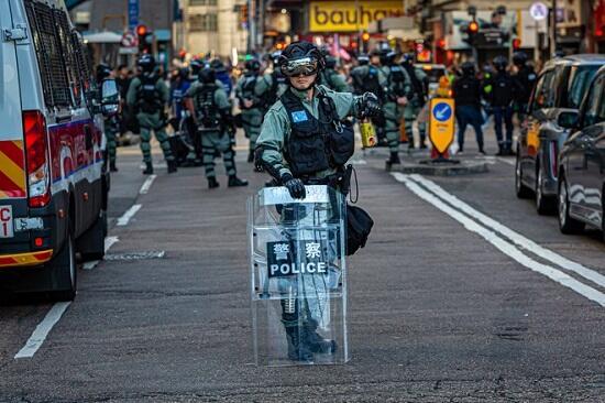 В Гонконге задержаны подозреваемые в подготовке теракта
