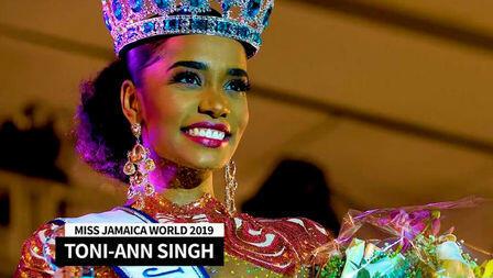 Названа «Мисс мира 2019»